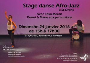 Stage 24 janvier St-Orens